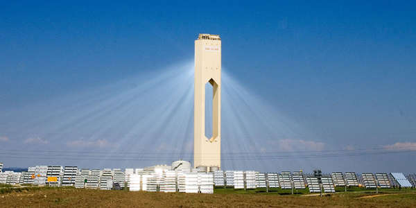 Solar Energy Tower